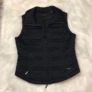Super Cute Black  Quilted Vest
